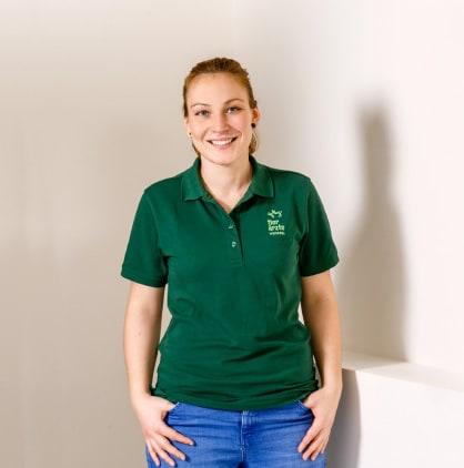 Tieraerztin Franziska Feicht
